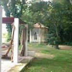 Le Prieuré dans le Parc