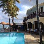 Espace piscine & restaurant