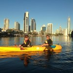 Surfers Paradise Kayak Hire