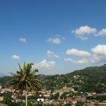 Vista sobre Kandy