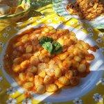 gnocchi alla sorrentina e scialatielli alla siciliana