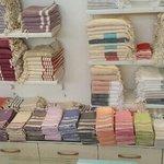 Ata textiles in Arasta bazzar