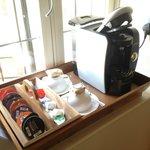 Room 5 coffee machine