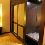 detalle suite - armario