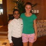 Io e Sajith