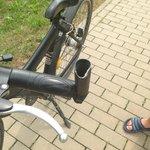 Leider mangelhafte Fahrräder..