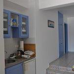 Kitchen of the Junior Suite