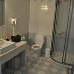 Bathroom of the Junior Suite