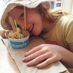 I just love this ice cream!