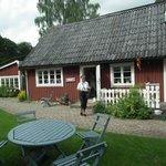 Bild från Lotta på Åsen