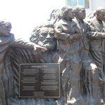 Frederick Douglas, Rev. Dr. Martin Luther King and other civil rights leaders