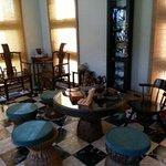 Casa de Angie Tea and Recreation Corner