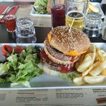 Le reef - Original Burger taille XL
