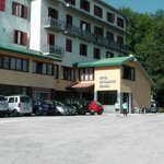 accesso all'hotel