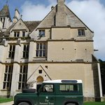 Woodchester Mansion. NOT part of the National Trust.