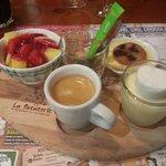 café gourmands