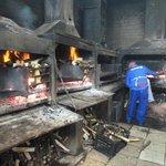 Mzoli's Grillöfen fürs Braai
