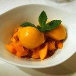 Inspiration du dessert autour d'un fruit de saison : tout mangue
