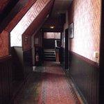Corridoio interno hotel
