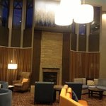 lobby lounge para leer o ver tv...