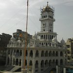 Gurdwara Guru Ka Mahal, Amritsar, ( punjab)- Minhas.