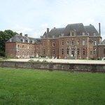 Schloss und Schlosshof