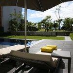 Two bedroom Suite pool