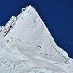Mount Alpamayo, Cordillera Blanca, Peru