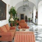 Corridor in Hotel