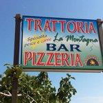Trattoria La Montagna Foto