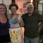 I simpaticissimi proprietari Anna, Irina e Giorgio