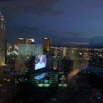Monaco suite view 24th floor