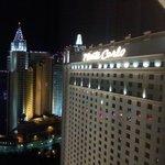 Deluxe room view 31st floor