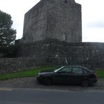 Side View of Athenry Castle
