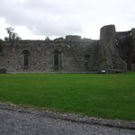 Ruined part of Athenry Castle