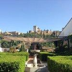 vista sull' alhambra