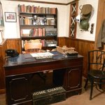 Captain Mainwarings office