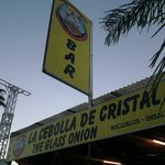 Foto de La Cebolla de Cristal - Biker Bar
