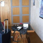Tavolino e armadio