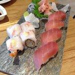 Tuna Plate