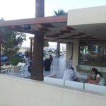 terrazza esterna