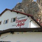 Schutzhaus Tierser Alpl - Rifugio Alpe di Tires
