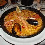 The best Seafood Paella