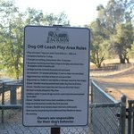 New off-leash dog area at Kennedy Tailing Wheel Park