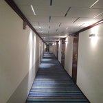 Låååång korridor