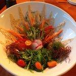 Seaweed Salad - as good as it looks