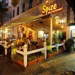 A Spice-green oasis in downtown Budapest