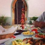 dining Al Fesco