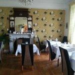 Frühstücksraum im Killerig House