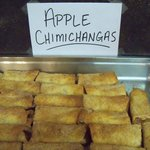 Apple Chimichanga